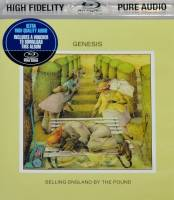 GENESIS - SELLING ENGLAND BY THE POUND (BLU-RAY AUDIO)