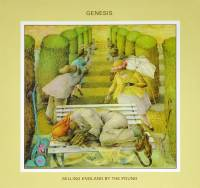 GENESIS - SELLING ENGLAND BY THE POUND (LP)