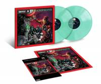 GENIUS/GZA - LIQUID SWORDS (TRANSLUCENT SEAGREEN-COLOURED vinyl 2LP)