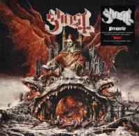 GHOST - PREQUELLE (CLEAR/RED SWIRL vinyl LP)