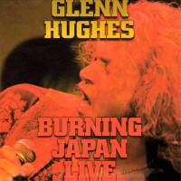 GLENN HUGHES - BURNING JAPAN LIVE (RED vinyl 2LP)