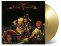 GOLDEN EARRING - BLOODY BUCCANEERS (GOLD vinyl LP)