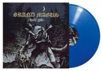 GRAND MAGUS - WOLF GOD (BLUE vinyl LP)