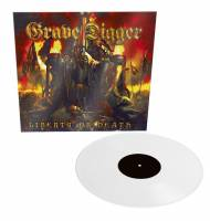 GRAVE DIGGER - LIBERTY OF DEATH (WHITE vinyl LP)