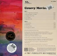 GROOVY MOVIES - GROOVY MOVIES (COLOURED vinyl LP)