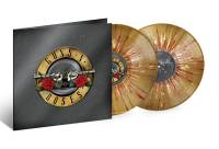 GUNS N' ROSES - GREATEST HITS (SPLATTER vinyl 2LP)