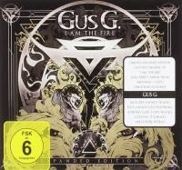 GUS G. - I AM THE FIRE (CD + DVD)