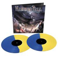 HAMMERFALL - MASTERPIECES (BI-COLOURED vinyl 2LP)