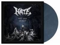 HATE - AURIC GATES OF VELES (SLATE BLUE MARBLED vinyl LP)