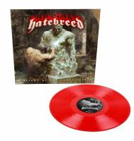 HATEBREED - WEIGHT OF THE FALSE SELF (RED vinyl LP)
