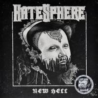 HATESPHERE - NEW HELL (WHITE vinyl LP)