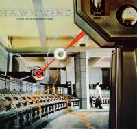 HAWKWIND - QUARK, STRANGENESS AND CHARM (LP)
