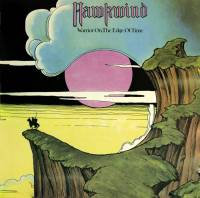 HAWKWIND - WARRIOR ON THE EDGE OF TIME (LP)