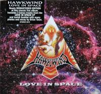 HAWKWIND - LOVE IN SPACE (2CD)