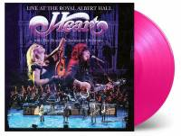 HEART - LIVE AT THE ROYAL ALBERT HALL (PINK vinyl 2LP)