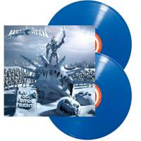 HELLOWEEN - MY GOD GIVEN RIGHT (BLUE vinyl 2LP)