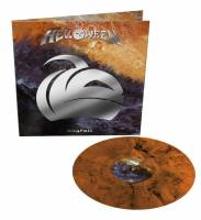 HELLOWEEN - SKYFALL (ORANGE/BLACK MARBLED vinyl 12