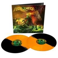 HELLOWEEN - STRAIGHT OUT OF HELL (BI-COLOURED vinyl 2LP)
