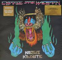 HIATUS KAIYOTE - CHOOSE YOUR WEAPON (GREEN vinyl 2LP)