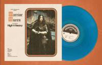 HIGH 'N' HEAVY - WARRIOR QUEEN (BLUE vinyl LP)