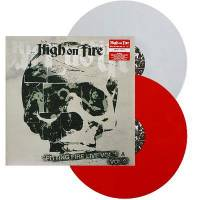 HIGH ON FIRE - SPITTING FIRE LIVE VOL. 1 & VOL.2 (RED + GREY vinyl 2LP)