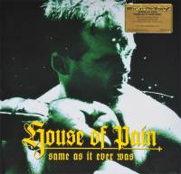 HOUSE OF PAIN - SAME AS IT EVER WAS (GREEN vinyl LP)