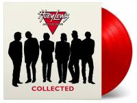 HUEY LEWIS AND THE NEWS - COLLECTED (RED vinyl 2LP)