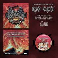 ICED EARTH - CREATURES OF THE NIGHT (10