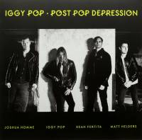 IGGY POP - POST POP DEPRESSION (LP)