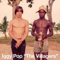 IGGY POP - THE VILLAGERS (DARK GREEN vinyl 7