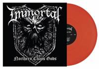 IMMORTAL - NORTHERN CHAOS GODS (NEON ORANGE vinyl LP)