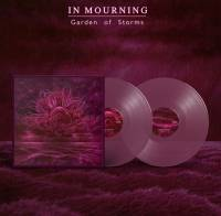 IN MOURNING - GARDEN OF STORMS (PURPLE vinyl 2LP)