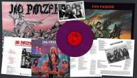 JAG PANZER - AMPLE DESTRUCTION (NEON VIOLET vinyl LP)