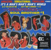 JAMES BROWN - IT'S A MAN'S MAN'S WORLD (LP)