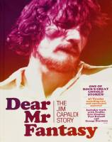JIM CAPALDI - DEAR MR. FANTASY: THE JIM CAPALDI STORY (4CD BOX SET)