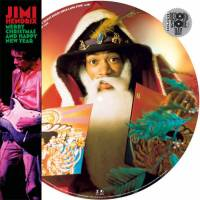 JIMI HENDRIX - MERRY CHRISTMAS AND HAPPY NEW YEAR (12