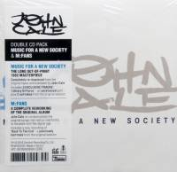 JOHN CALE - MUSIC FOR A NEW SOCIETY / M:FANS (2CD)