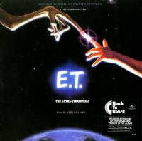 JOHN WILLIAMS - E.T. THE EXTRA-TERRESTRIAL (LP)