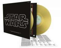 JOHN WILLIAMS - STAR WARS: EPISODE IV (GOLD vinyl 2LP)