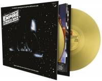 JOHN WILLIAMS - STAR WARS: THE EMPIRE STRIKES BACK (GOLD vinyl 2LP)