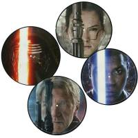 JOHN WILLIAMS - STAR WARS: THE FORCE AWAKENS (PICTURE DISC 2LP)
