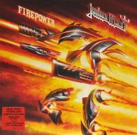 JUDAS PRIEST - FIREPOWER (RED vinyl 2LP)