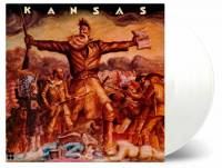 KANSAS - KANSAS (TRANSPARENT vinyl LP)