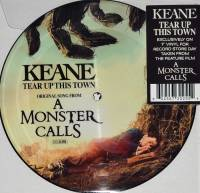 "KEANE - TEAR UP THIS TOWN (PICTURE DISC 7"")"