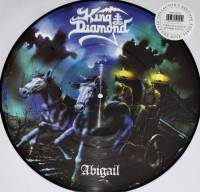KING DIAMOND - ABIGAIL (PICTURE DISC LP)