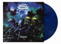 KING DIAMOND - ABIGAIL (MIDNIGHT BLUE/WHITE MARBLED vinyl LP)
