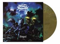KING DIAMOND - ABIGAIL (KHAKI BROWN MARBLED vinyl LP)