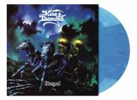 KING DIAMOND - ABIGAIL (OPAQUE LIGHT BLUE MARBLED vinyl LP)