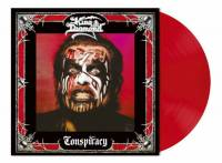 KING DIAMOND - CONSPIRACY (OPAQUE CHERRY RED vinyl LP)