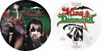 "KING DIAMOND - NO PRESENTS FOR CHRISTMAS (12"" PICTURE DISC EP)"